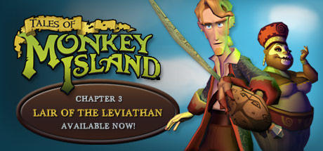 Обзор игры Tales of Monkey Island: Chapter 3 – Lair of the Leviathan