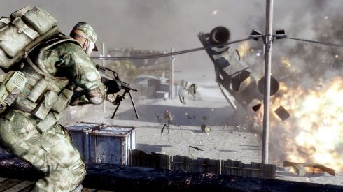 Превью к игре Battlefield: Bad Company 2