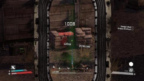 Обзор игры Borderlands
