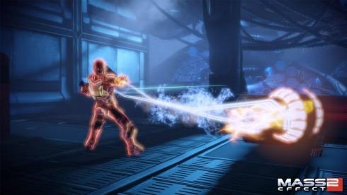 Видео к игре Mass Effect 2