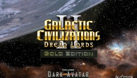Патч к игре Galactic Civilizations 2: Dark Avatar