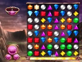 Скачать игру Bejeweled Blitz