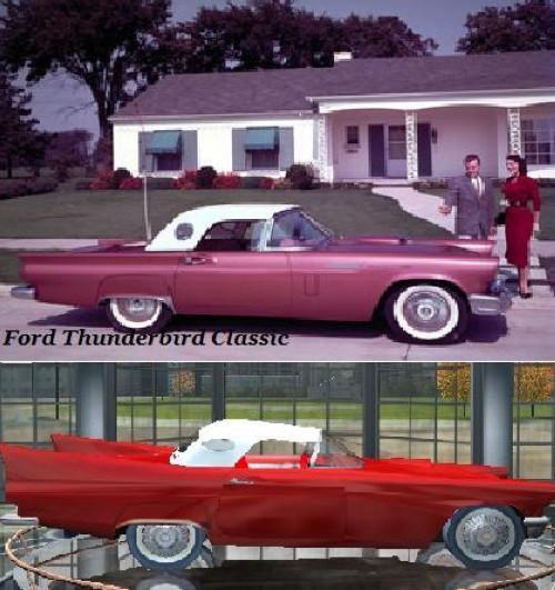 Ford Thunderbird Classic