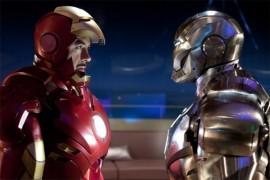 Обзорное видео к игре Iron Man 2