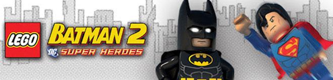 Коды к игре LEGO Batman 2: DC Super Heroes