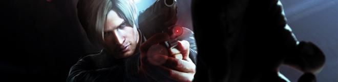Новый геймплейный ролик Resident Evil 6