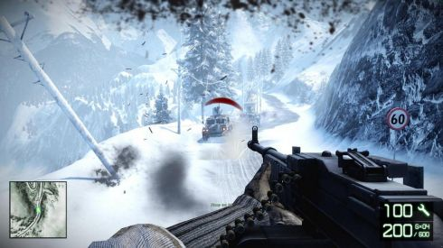 Обзор игры Battlefield: Bad Company 2