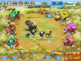 Скачать игру Веселая ферма 3. Мадагаскар