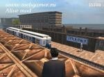 а залезть на крышу станции?