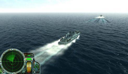 Обзор игры Морской охотник: Южный гамбит