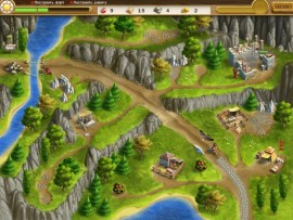 Скачать игру Дороги Рима