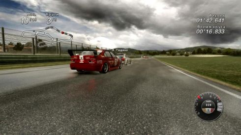 Обзор игры Superstars V8 Racing