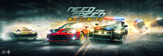 EA анонсировала новую игру Need for Speed No Limits