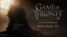 Game of Thrones от Telltale Games уже на следующей неделе