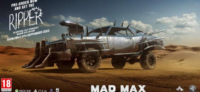Новый Mad Max – важные факты