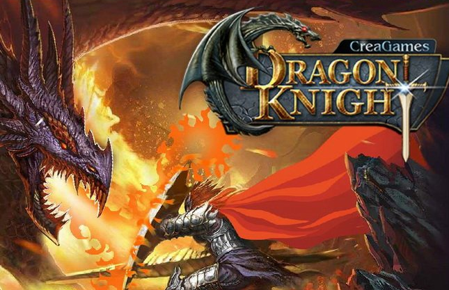 MMORPG Dragon Knight