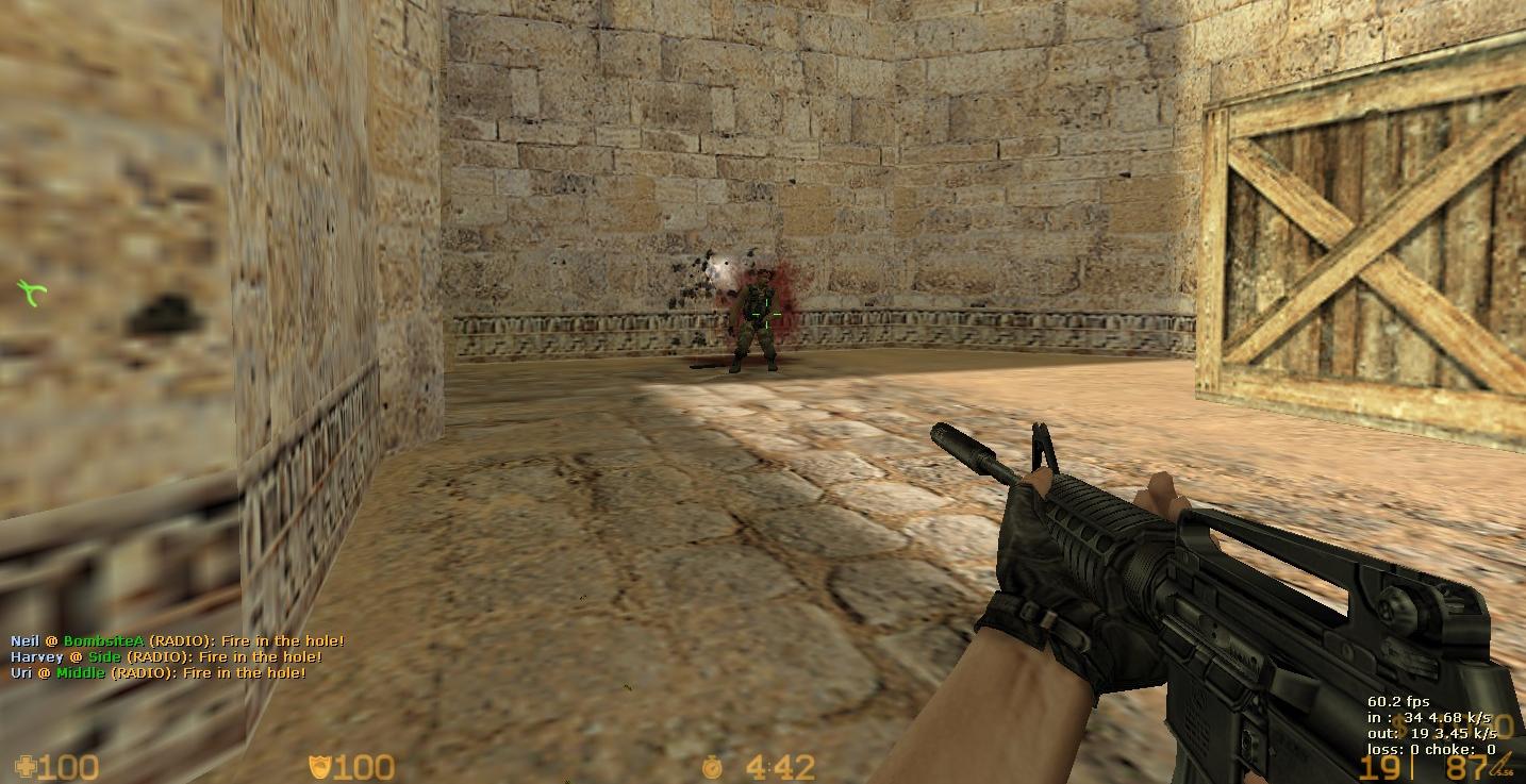 ТОП-3 автомата в Counter-Strike