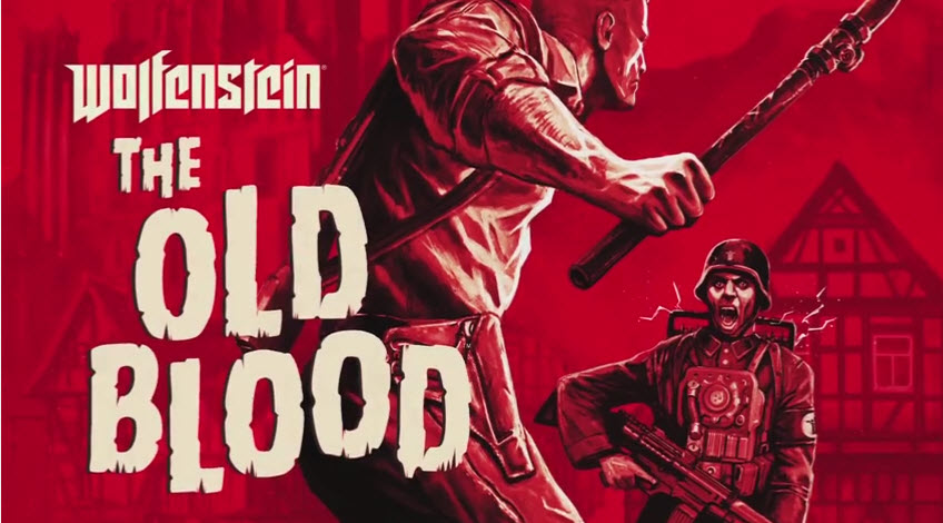 Wolfenstein: The Old Blood обзор игры