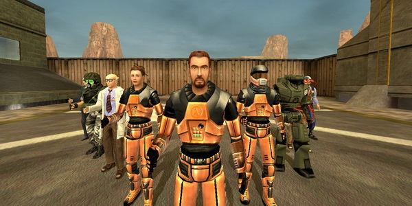 Half-Life 2 - Garry's Mod