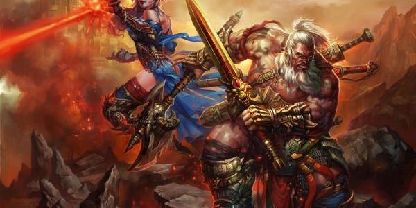 Парагон уровня Diablo 3