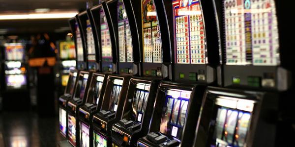 Какими были первые игровые автоматы?