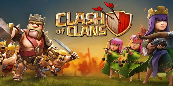 Все для поклонников Clash Of Clans