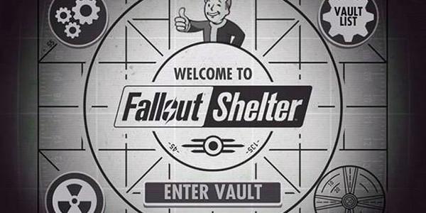 Мобильная игра Fallout Shelter