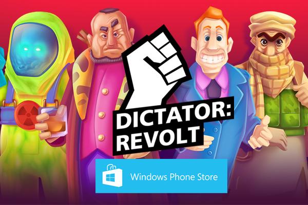 Обзор Dictator: Revolt
