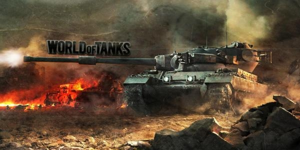 Все об игре World of Tanks