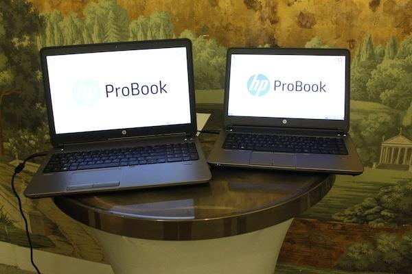 Обновление линейки HP ProBook
