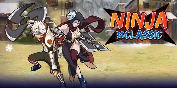 Unlimited Ninja браузерная игра аниме по мотивам Наруто