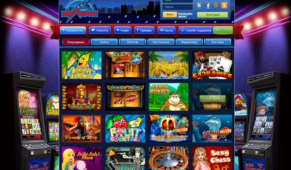 Виртуальные игры на реальные деньги