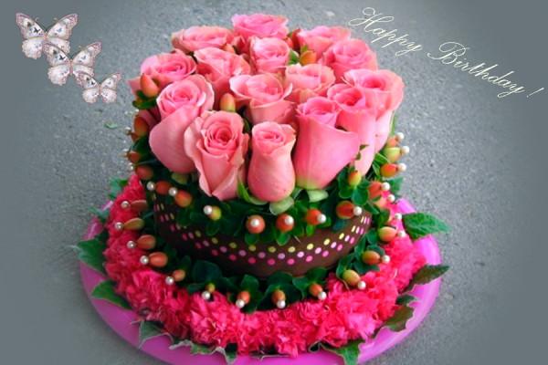 Поздравления на День Рождения