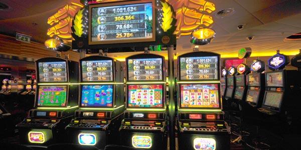 Азартные автоматы