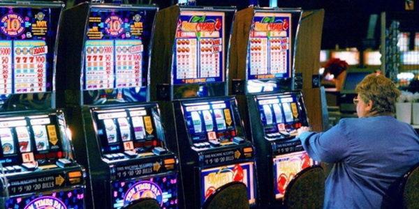 Игровые автоматы - история создания